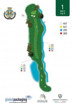 miglianico golf Buca n1