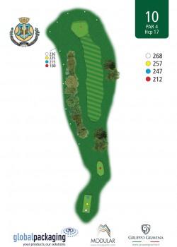 miglianico golf Buca n10