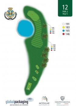 miglianico golf Buca n12