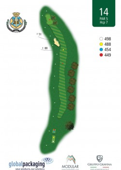 miglianico golf Buca n14