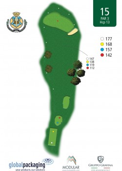 miglianico golf Buca n15