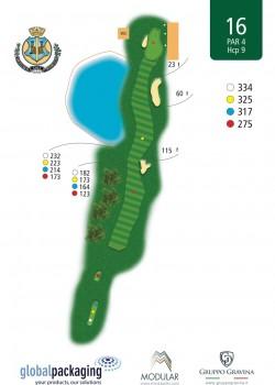 miglianico golf Buca n16