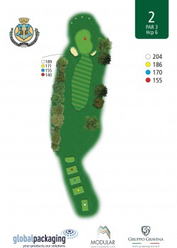 miglianico golf Buca n2