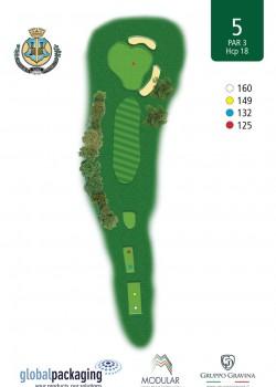 miglianico golf Buca n5