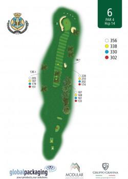 miglianico golf Buca n6