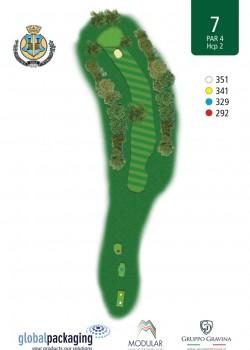 miglianico golf Buca n7