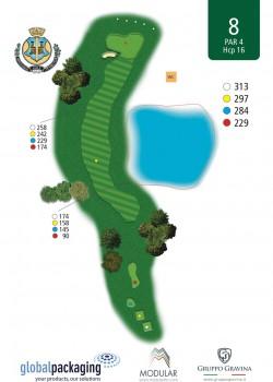 miglianico golf Buca n8