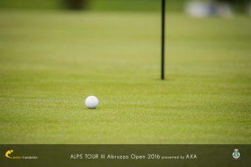 Miglianico Golf ALPS TOUR 3° ABRUZZO OPEN - 16 Ottobre 2016