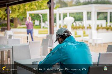 Miglianico Golf PRO AM 3° ABRUZZO OPEN - 18 Ottobre 2016