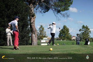 Miglianico Golf Alps Tour Pro Am 3° Abruzzo Open 2016
