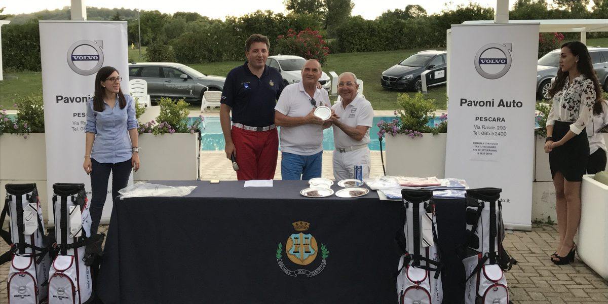 volvo world cup miglianico golf