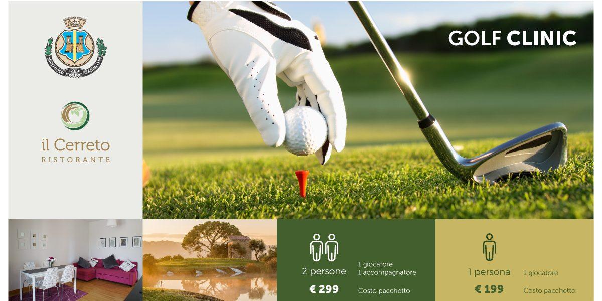 GOLF CLINIC Miglianico Golf & Country Club