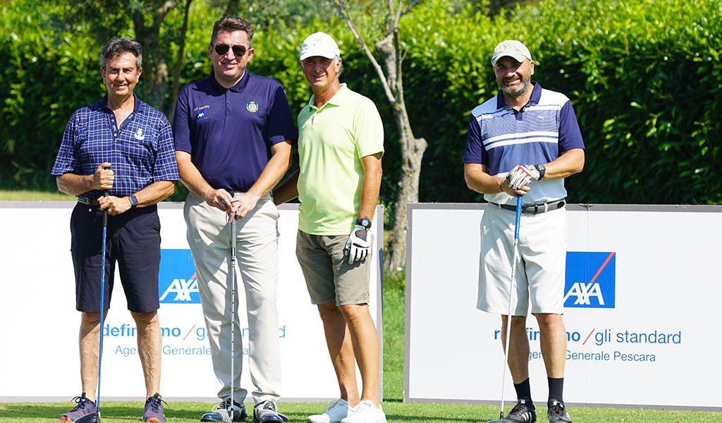 Miglianico Golf 150 partecipanti per la Gara AXA Golf Cup 2017