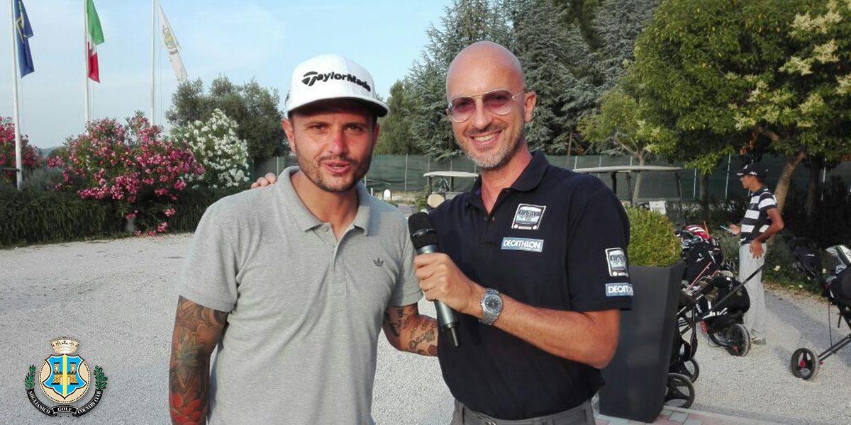 Miglianico Golf Intervista Simone Pepe