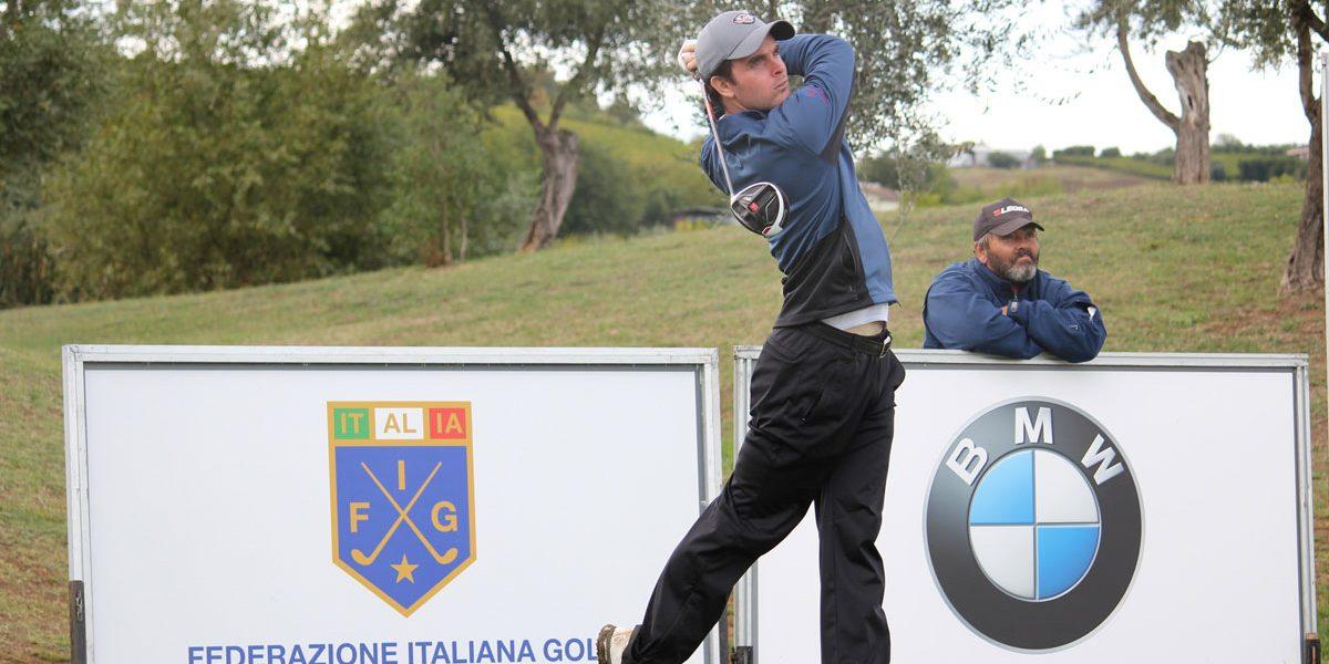 Miglianico Golf Corrado De Stefani nella Pro Am Settembre 2017